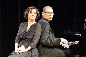 Gabriele Deutsch und David Wagner